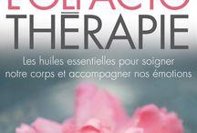 Le Guide de l'Olfactothérapie / livre