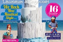 August 2016 cake Decoration and Sugarcraft
