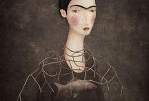 Frida / by Amy Trevino Getz