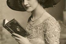 Lily Elsie / She's my Edwardian crush.