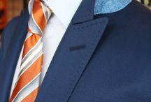 """Gabardine & Solaro"" - Carnet, super 130's / 270 gr / https://www.facebook.com/media/set/?set=a.10152145247669844.1073742071.94355784843&type=3  #mtm #madetomeasure #carnet #gabardine #buczynskitailoring #suit #navysuit"