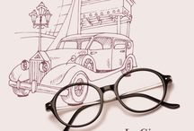 An eye for an eyewear / Vigilantly selected from a series of uber-chic Vincent Chase eyeglasses to match your individual style.