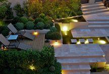 Moderne tuinen / Laat je inspireren aan de hand van deze foto's van moderne tuinen. Bekijk meer moderne op TuinTuin.nl/
