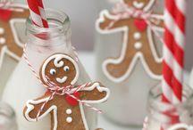 christmas cookies & milk party