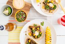 Meatless Mexican Recipes / Our favorite vegetarian Mexican recipes--because veggie tacos are the best tacos.