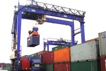 high-tech and reliable performance container gantry crane for sale