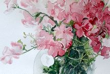 Fleurs en vases