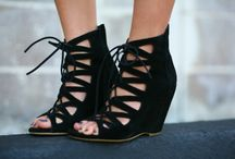 Shoes / by Sue Melickian Moody