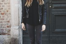 1. Outfits for fall/winter