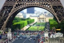 Tilt-shift photography / Awesome Tilt-shift images..