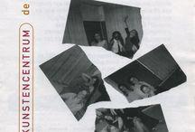 scherven / scherven: jongeren improvisatie voorstelling naar 10 kleine negertjes van Agatha Christie