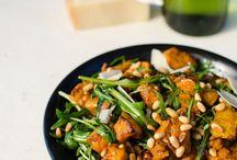 Recipe Salads / Add quinoa