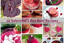Valentine's Day Beet Treats