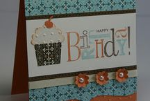 Birthday Cards / by Kathy Wheeler