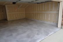 Marbled Epoxy Garage Floor / Man Cave garage Floors