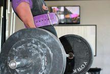 Weightlifting / Exercising