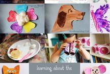 Preschool Theme: 5 Senses / by Heather Emily Ruth Chappell
