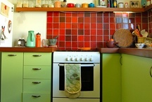 Kitchens / by Alicia Vance Design