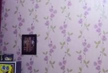 Wallpaper Dinding / Jual Motif wallpaper terbaru