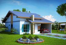 Projetos para minha  futura casa