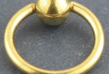 Кольца для пирсинга