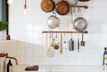 HOME // Kitchen space