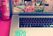 Monogram / by Lauren Herter