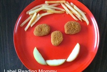 Meals for Kids / Cute meal ideas that kids will love.