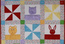 Our quilted creations
