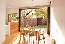 Jedalne - Dining rooms / V tejto galerii najdete jedalne ktorymi sa radi inspirujeme pri nasich navrhoch.