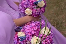 Wedding  Flowers-Bouquets / Brides and Bridesmaids wedding bouquets