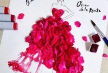 꽃잎드레스