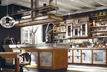 Kitchens Rustic & Industrial