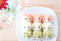 Inspiration ~ Food Kawaii