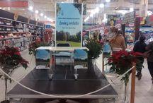 Firma de libros 'Sueño y Verdades' / El viernes pasado nos fuimos al Centro Comercial El Ingenio junto a Manuel Jesús Romero Gámez para organizar una firma de libros.