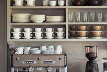Diner cafe in Rustic