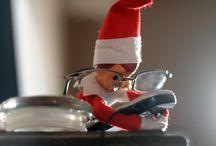 Elf on the Shelf Ideas / by Hayley Christianson
