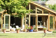 Garden Rooms / A selection of Julius Bahn's Garden Room Projects