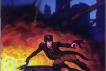 Shadowrun art / The art of the Shadowrun RPG