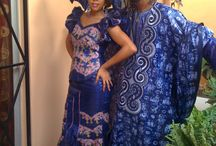 couples African wears