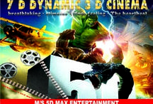 5D Theatre in Haldwani