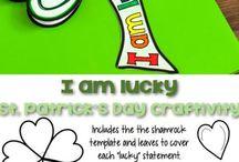 St. Patrick's Day - School