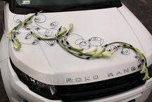 Dekoracje aut