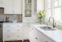 White Kitchen by Elle