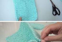 zapatitos de lana
