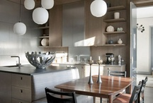 {Organise} Kitchen / Solutions for maximising space and efficiency within the kitchen.