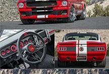 Mustang 1964-66