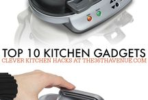 kitchen gadgets!