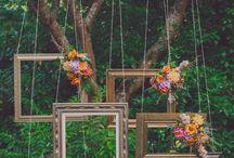 Decoration mariage exterieur