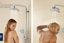 Grohe April Showers Sweepstakes / www.groheaprilshowers.com